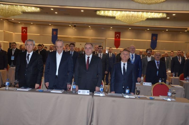 Türk-iş Başkanlar Kurulu Acil