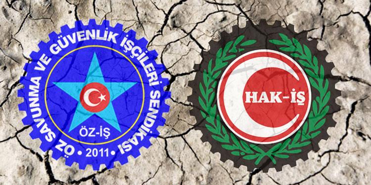 Öz-İş Sendikasından HAK-İŞ Genel Başkanı'na Hakaret