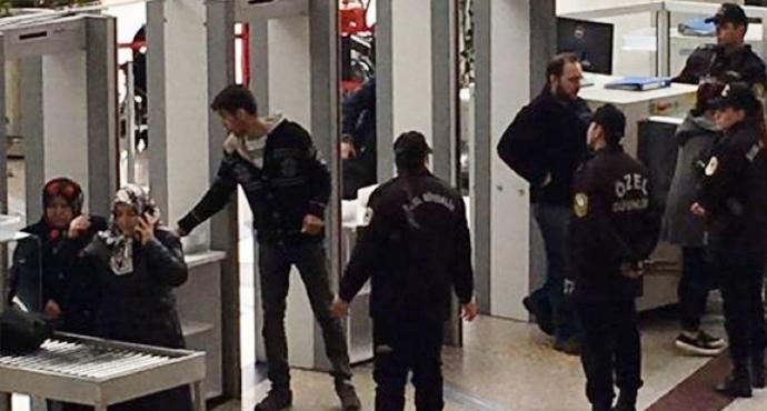 Bayram öncesi Alışveriş Merkezleri, Gar ve Otogarlarda Özel Güvenlik Denetimi