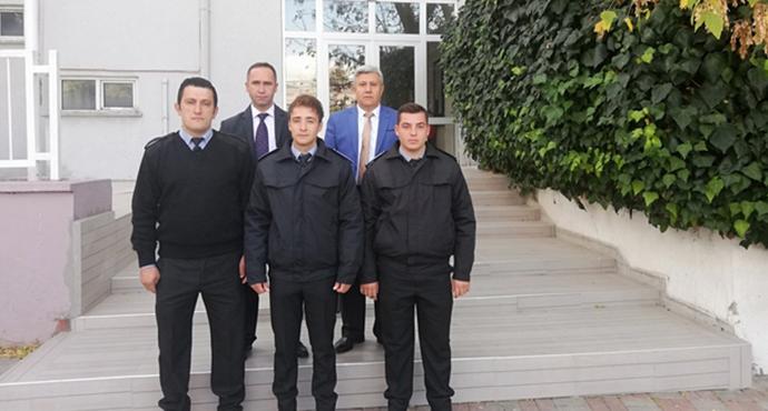 Erdek'teki Okullara Özel Güvenlik