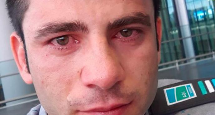 İstanbul Havalimanı'nda Güvenlik Görevlisi Helallik İsteyip İntihar Etti