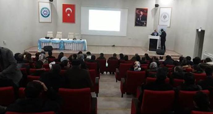 Kafkas Üniversitesinde Özel Güvenlik Görevlilerine Eğitim Semineri