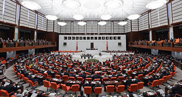 MHP Milletvekili Kalaycı' dan Kamudaki Tüm Taşeron İşçilere Kadro Talebi TBMM' de