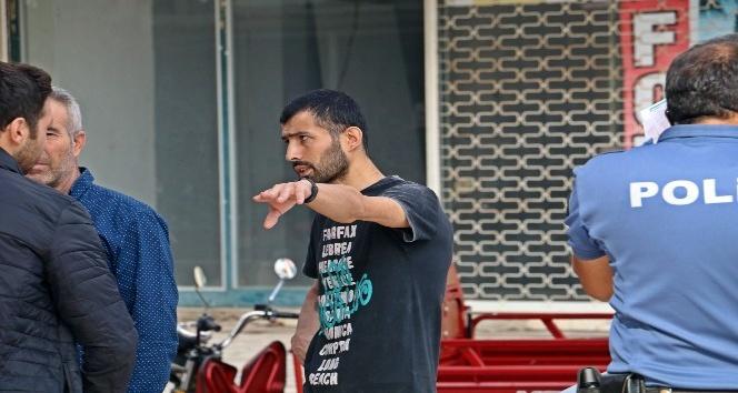 Özel Güvenlik Personeli, Kapkaççının Saldırısına Uğradı