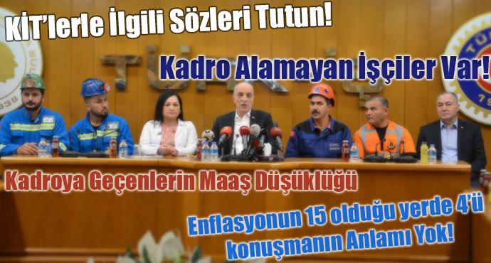 Türk-İş Konfederasyonu
