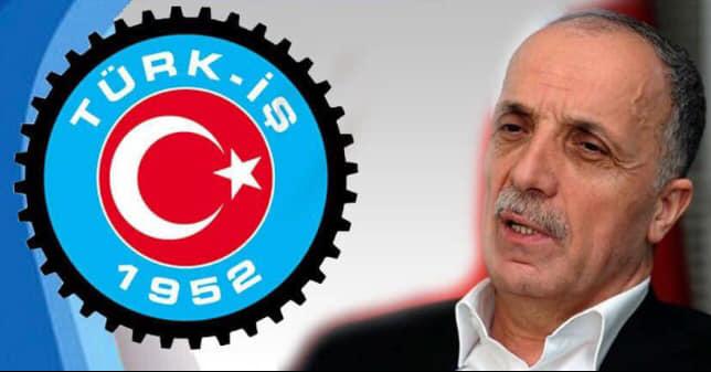 TÜRK-İŞ'ten Taşeron Açılımı 'Kamu İşçileri Tek Çatı Altında Toplansın'