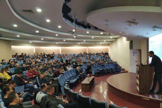 Eskişehir'de Özel Güvenlik Görevlilerine Eğitim