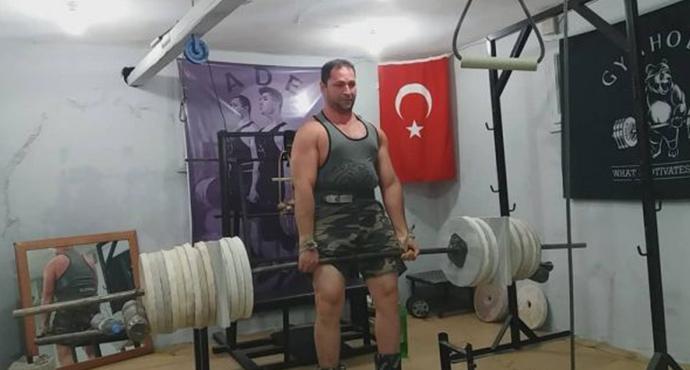 Osmaniye'de Güvenlik Görevlisinin Spor Başarısı