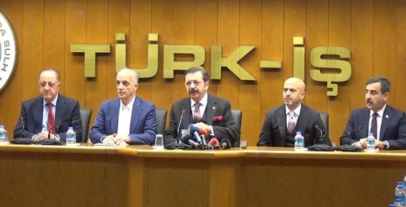 STK' lardan Ergün Atalay'a Destek