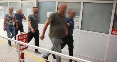 Alkollü Şahıslar Özel Güvenlik Görevlilerine Saldırdı