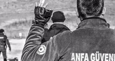 ANFA Güvenlik Çalışanları Yine Üvey Evlat Muamelesi Gördü