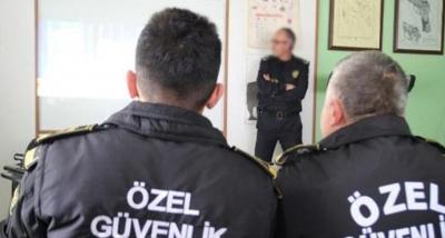 Ankara Polisinden Üniversitedeki Güvenlik Görevlilerine Eğitim