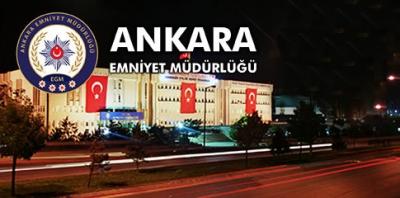 Ankara Polisine Özel Güvenlik Denetleme Eğitimi