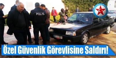 AVM'de 'Park' Kavgası! 2 Güvenlik Görevlisi Yaralandı