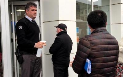 Bankalarda Koronavirüs Önlemleri Arttı