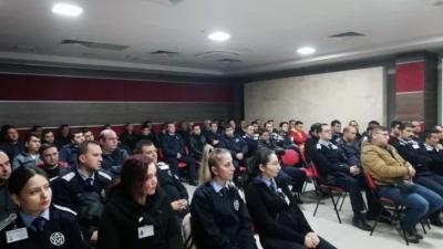 Büyükşehir'de Görevli Özel Güvenlik ve Zabıta Personeline Eğitim