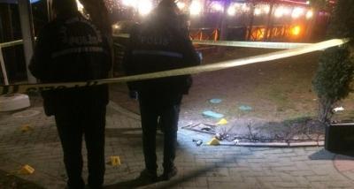 'Damsız girilmez' Diyen Güvenlik Görevlisini Vurdu
