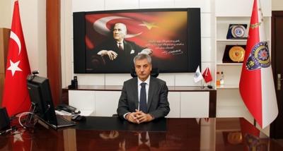 EGM Özel Güvenlik Daire ve Denetleme Başkanı Çelik, Özel Güvenlik Günü ve Haftasını Kutladı