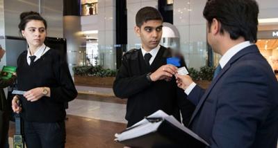EGM, Ramazan Bayramı Dolayısıyla Alışveriş Merkezleri Ve Havalimanlarında ki Güvenlik Hizmetlerini Denetlenecek