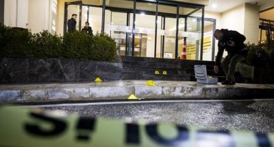 Gaziosmanpaşa'da AVM Güvenlik Noktasına Silahlı Saldırı: 1 Özel Güvenlik Görevlisi Yaralandı