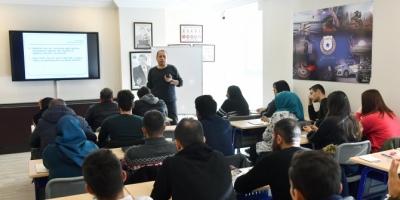 Güvenlik Eğitimine ANFA Damgası