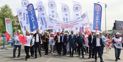Güvenlik-İş 1 Mayıs'ta Özel Güvenlik Görevlilerinin Sorunlarını Haykırdı