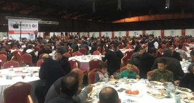 Güvenlik-İş Sendikası Adana' da Üyeleri İle Buluştu