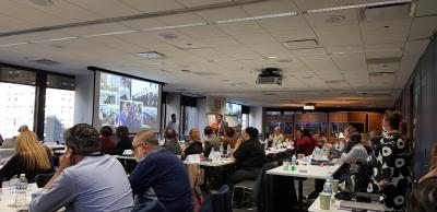 Güvenlik-İş Sendikası Dünya Güvenlik Sendikaları Toplantısına Katıldı