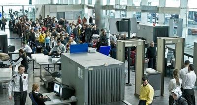 Havalimanında Güvenlik Aramasına Engel Olana 2 Bin 832 TL Ceza
