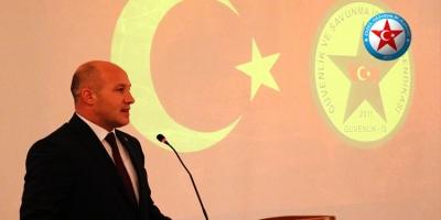 'İşçilerin Güvencesi Türk-İş'tir, Özel Güvenliklerin Güvencesi Güvenlik-İş'tir'