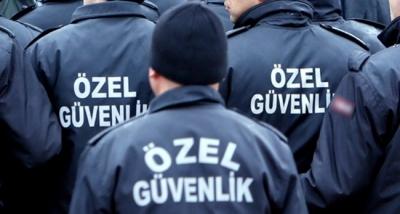 İstanbul'da, Polis ve Jandarmanın İki Katı Özel Güvenlik Görevlisi Çalışıyor