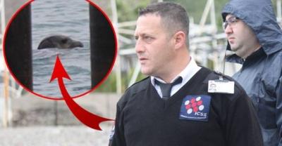 Kemer'de güvenlik görevlisi fark etti! Alarm verildi
