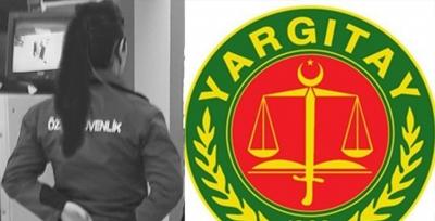 Müdürünün gıyabında hakaret eden özel güvenlik görevlisi suçlu bulundu