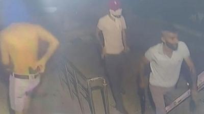 Özel Güvenlik Görevlisine Pompalı Tüfeklerle Saldırdılar