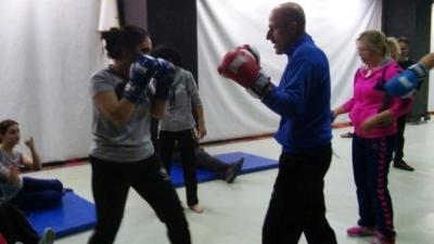 Özel Güvenlik Görevlilerine Yakın Dövüş Sanatı Öğretildi