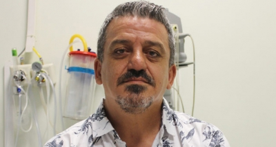 Özel Güvenlik Görevlisi Kansere Yakalandı, Kanserli Alan Yakılarak Sağlığına Kavuştu