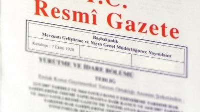 Özel Güvenlik Hizmetleri Yönetmeliğinde Değişiklik Yapılmasına Dair Kanun Resmi Gazete'de Yayımlandı