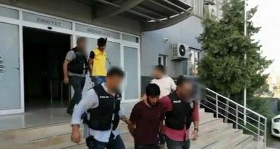 Polis Şehit Eden, Özel Güvenlik Görevlisini Öldüren Şüpheliler Yakalandı