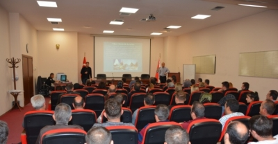 Sakarya'da Özel Güvenlik Görevlilerine Eğitim Verildi