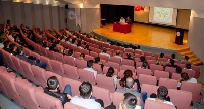 BAİBÜ Güvenlik ve Temizlik Görevlilerine Yönelik Bilgilendirme Toplantısı Yapıldı