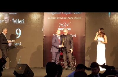 Yılın En Başarılı Sendika Ödülünü Güvenlik-İş Aldı