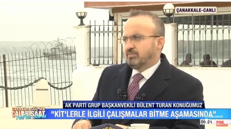 Ak Parti Grup Başkanvekilinden Taşeron Çalışması Açıklaması