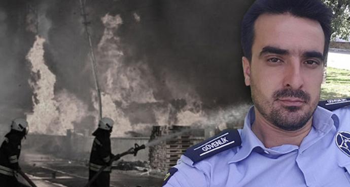 9 İş Yerinin Yanmasından Sorumlu Tutulan Güvenlik Görevlisine 10 Yıl Hapis