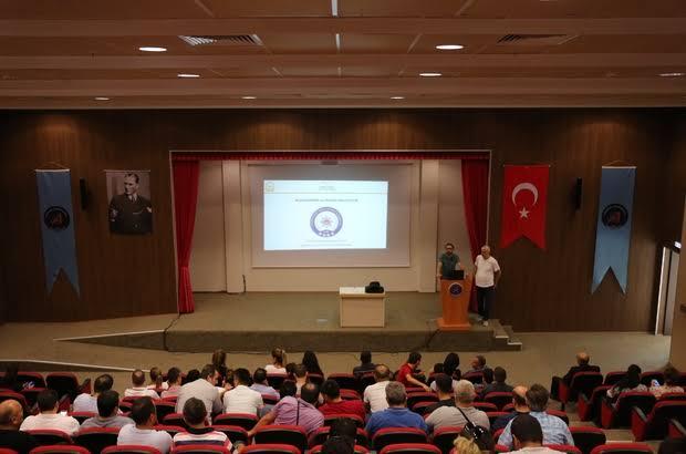 Akdeniz Üniversitesinde