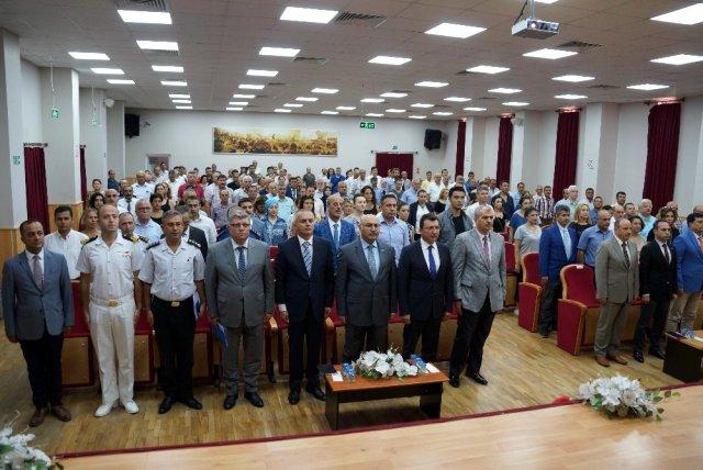 Aydın'da Okul Güvenliği toplantısı gerçekleştirildi
