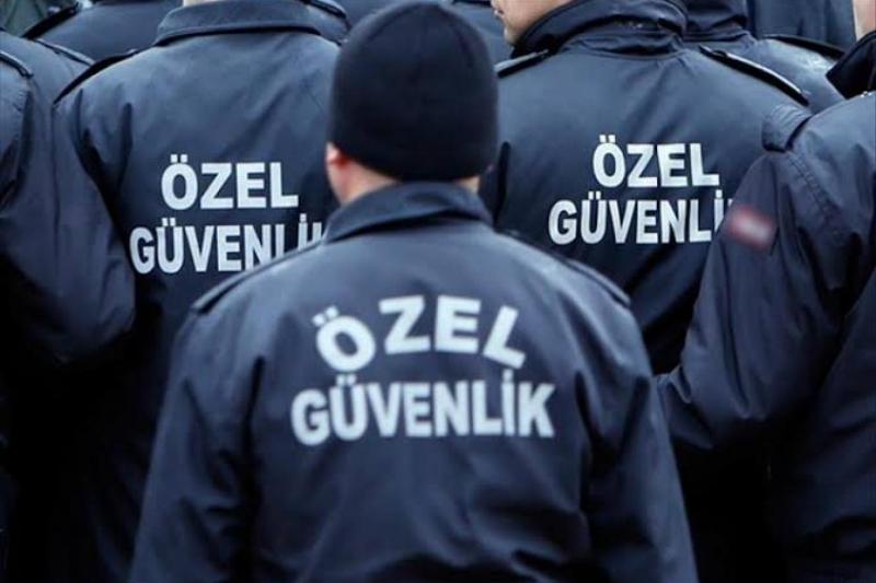 Bakanlık Açıkladı,115 Bin Özel Güvenlik Görevlisi Sendikalı