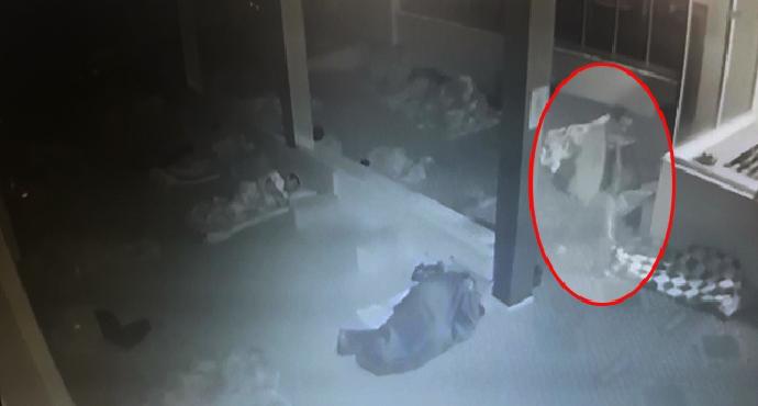 Cep Telefonu Çalan Hırsız Güvenlik Görevlileri Tarafından Suçüstü Yakalandı