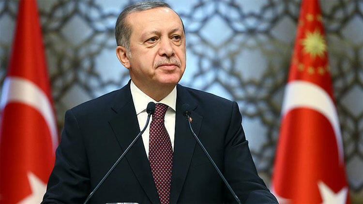 Cumhurbaşkanı Erdoğan'dan 1 Mayıs mesajı!