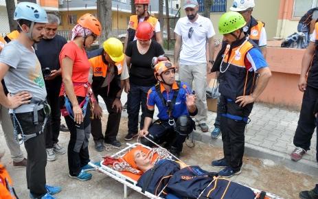 Güvenlik Görevlileri Olarak Depremlerde Devletimizin Verdiği Her Göreve Hazırız