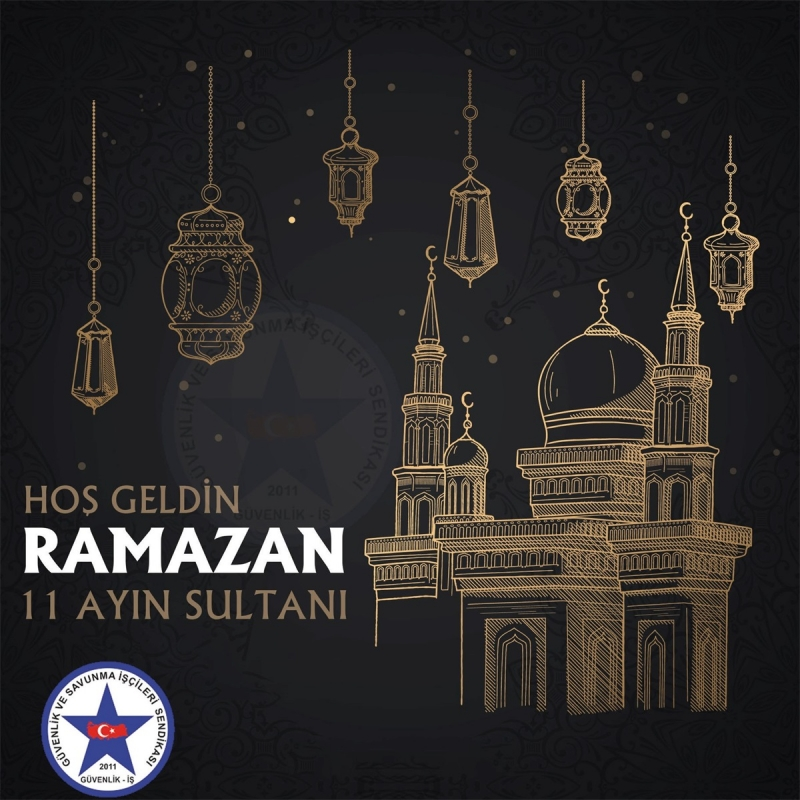 Güvenlik-İş'ten Ramazan Ayı Mesajı